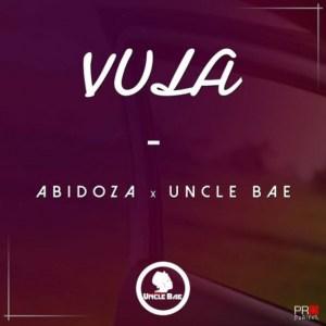 Abidoza - Vula Ft. Uncle Bae